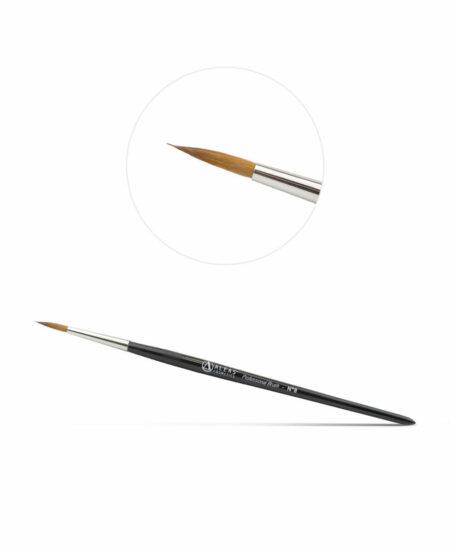 pennello acrilico ricostruzione unghie