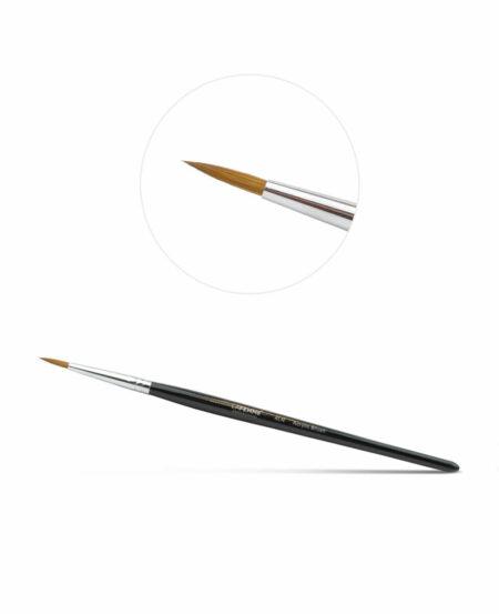 pennello acrilico unghie misura 4