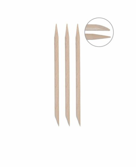 Bastoncini in Legno - 10pz. (10,5cm-troncato)