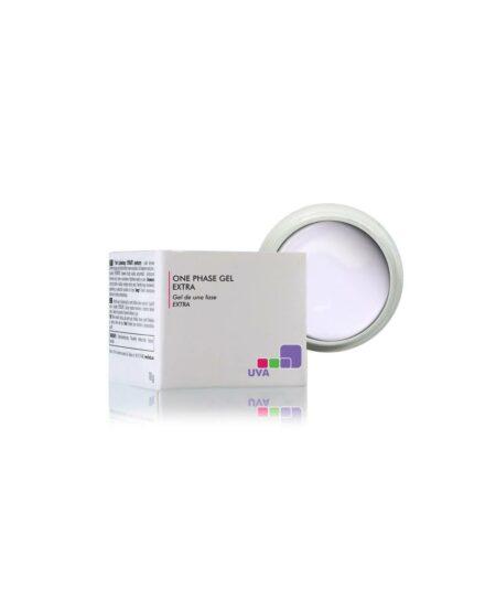 "Gel UV Monofase ""EXTRA"" - densità medio-bassa Trasparente 15gr"