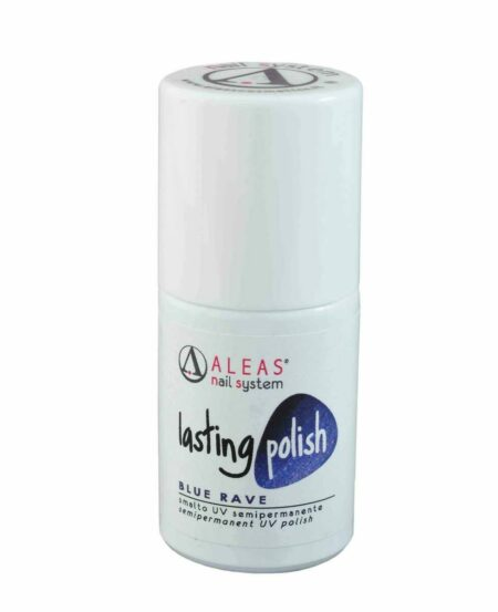 Lasting Polish Colour 15ml - Blue Rave