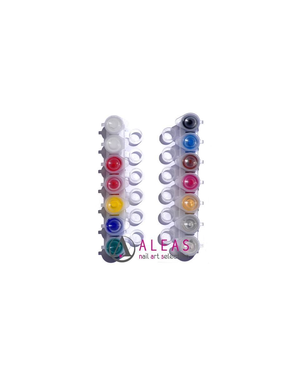 colori acrilici nail art