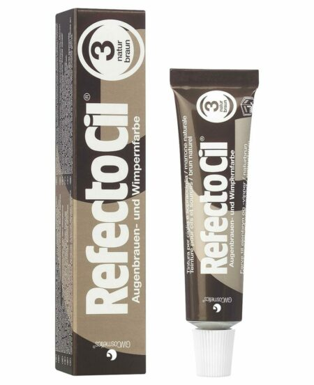 Tinta RefectoCil® marrone naturale