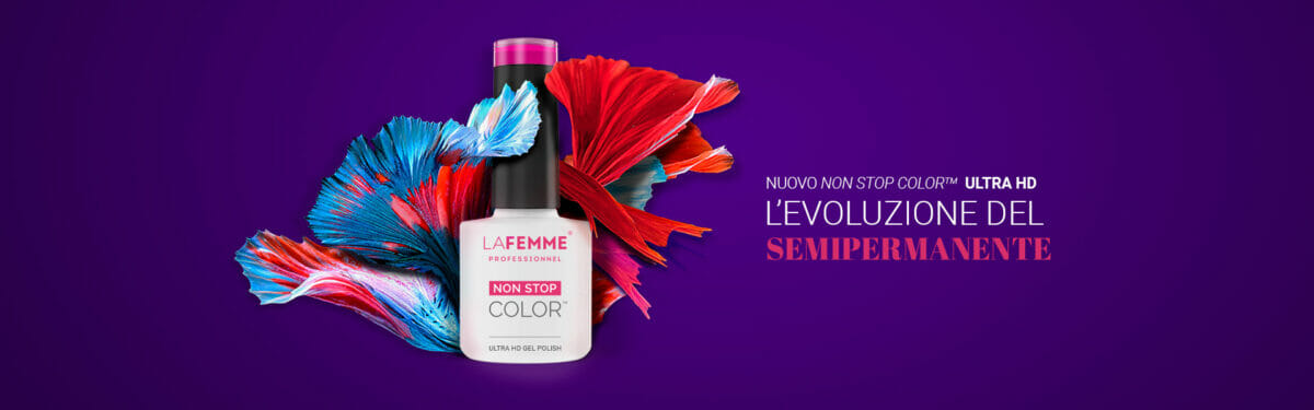 smalto semipermanente hd evoluto nons top color la femme
