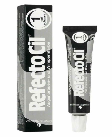 Tinta RefectoCil® nero intenso