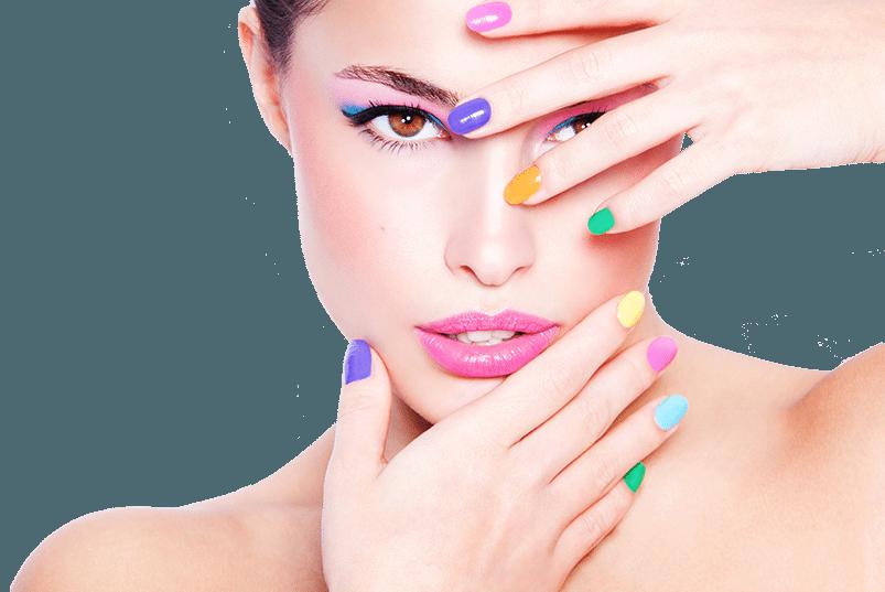 modella-colorata