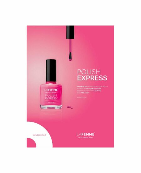 Poster Smalto LF - Polish EXPRESS™ 2016 - 50x70cm