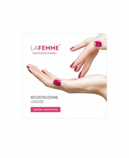Sticker Vetrina Centro Autorizzato La Femme®
