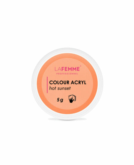 Polvere Acrilica Colorata 5gr - Acrìl™ Line Hot Sunset