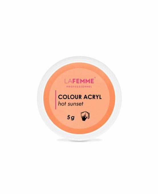 polvere-acrilica-unghie-arancione-fluo