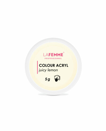Polvere Acrilica Colorata 5gr - Acrìl™ Line Juicy Lemon