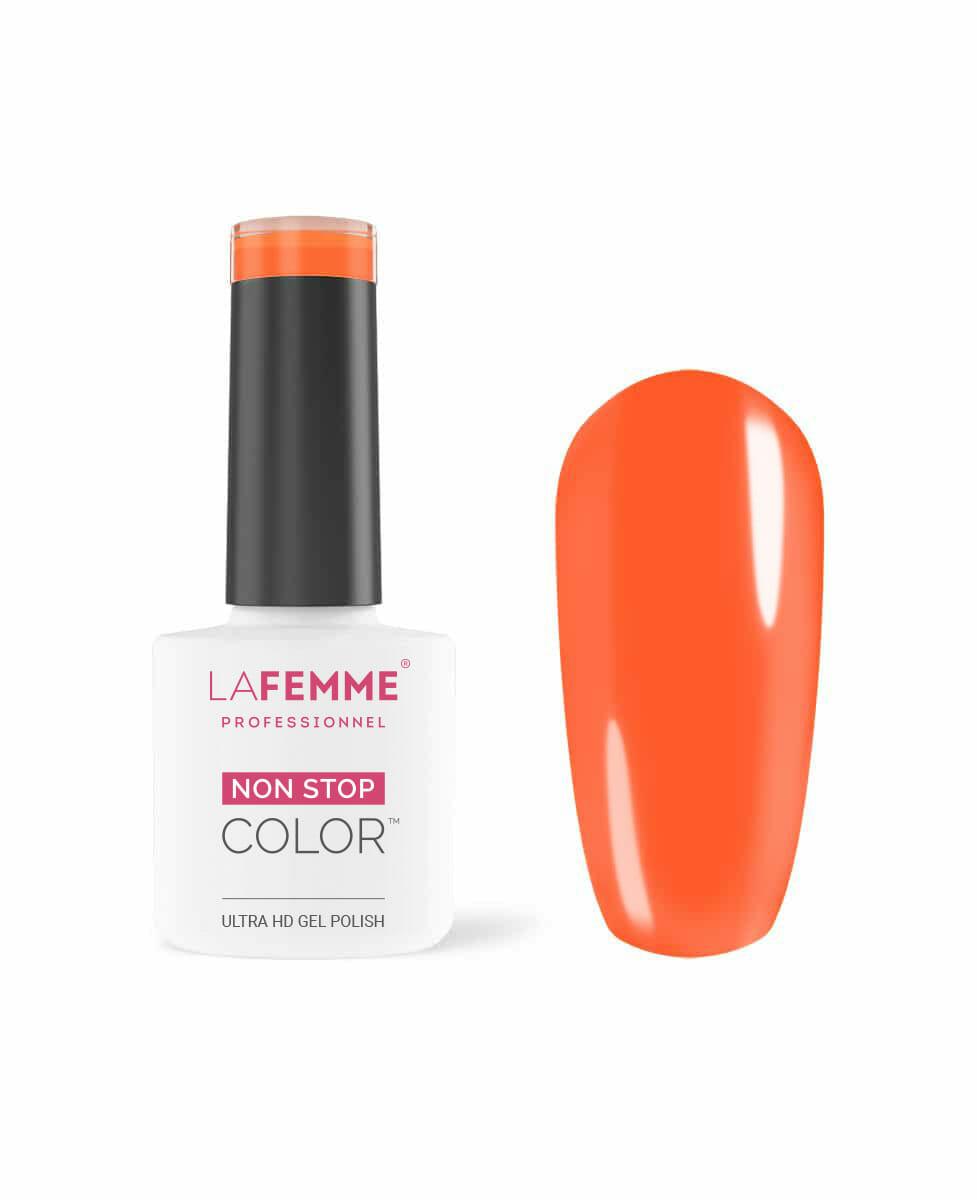 smalto per unghie color Arancione