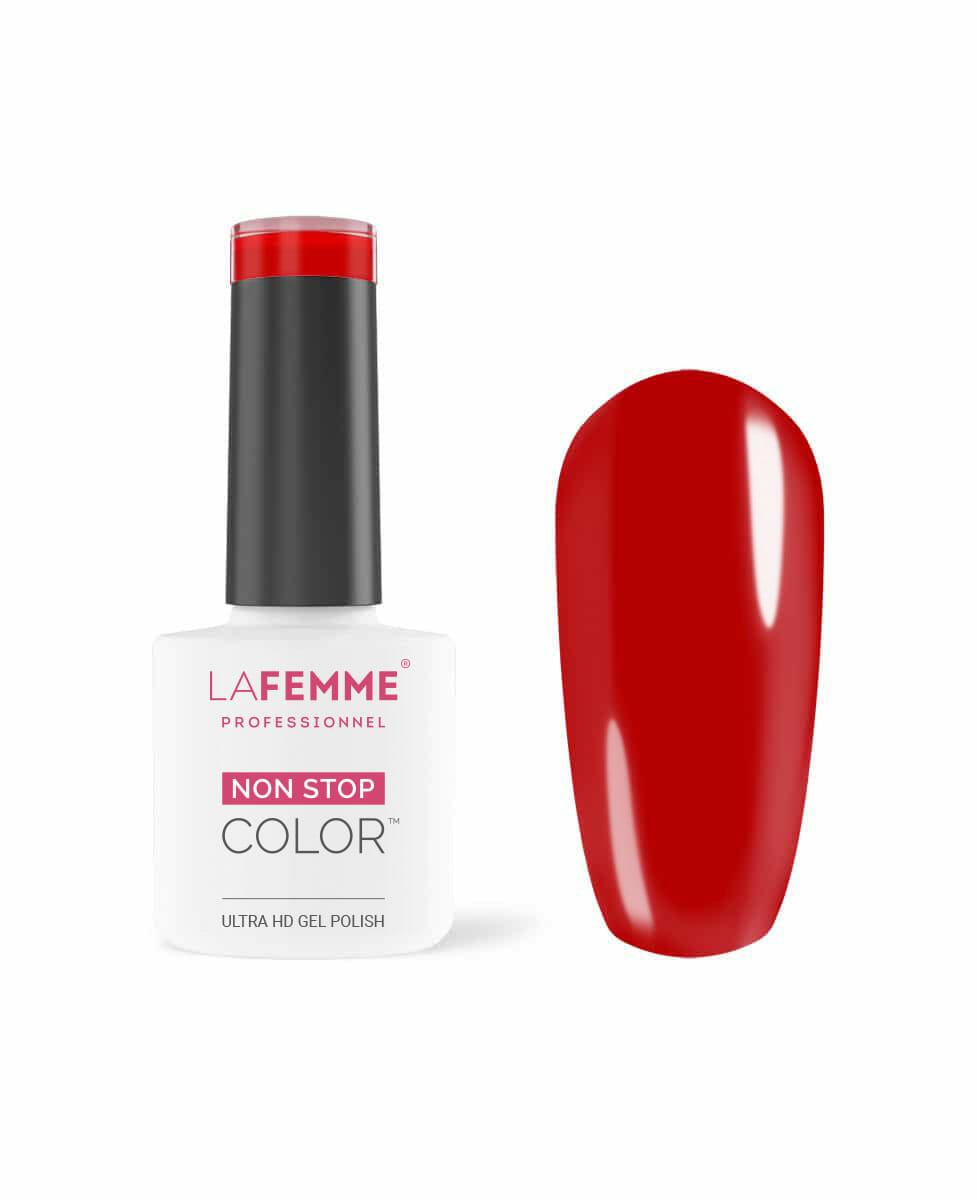 smalto per unghie color Rosso Valentino