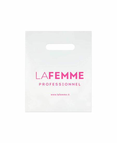 "Shopper media ""La Femme® Professionnel"""