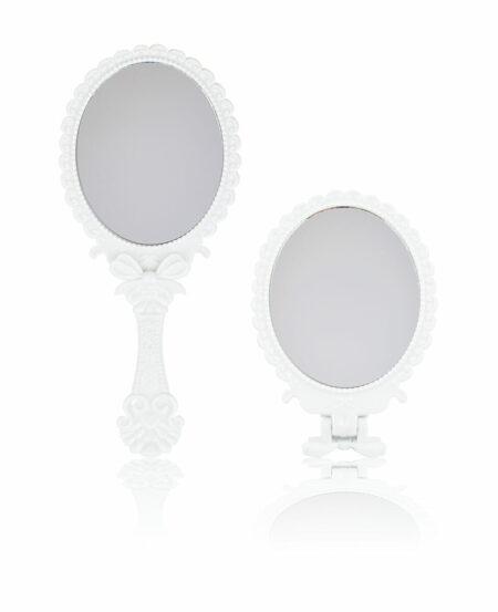 PSL™ White Mirror - Specchio cosmetico bianco