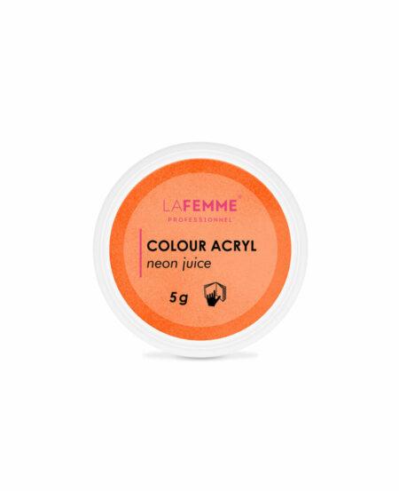 Polvere Acrilica Colorata 5gr - Acrìl™ Line Neon Juice