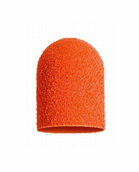 Cappucci Abrasivi Podo LUKAS 13mm - 320 grit grana fine - 10pz Arancioni