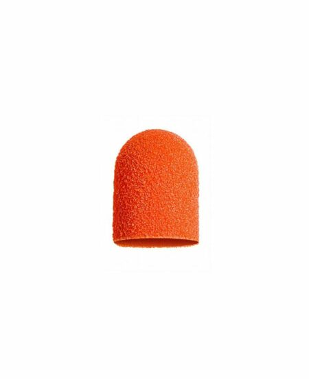 Cappucci Abrasivi Podo LUKAS 5mm - 150 grit grana media - 50pz Arancioni