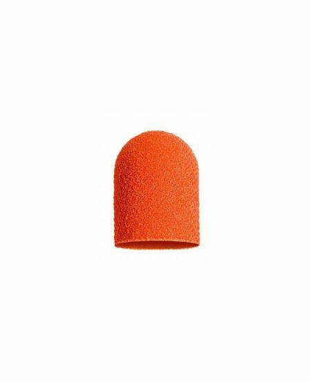Cappucci Abrasivi Podo LUKAS 5mm - 320 grit grana fine - 10pz Arancioni