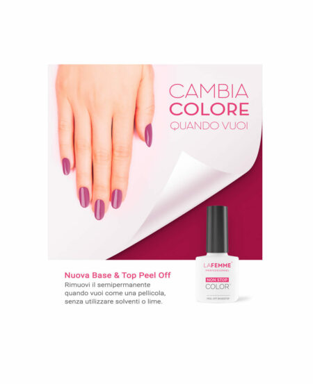 "Flyer Base&Top Peel Off System ""NON STOP COLOR™"""