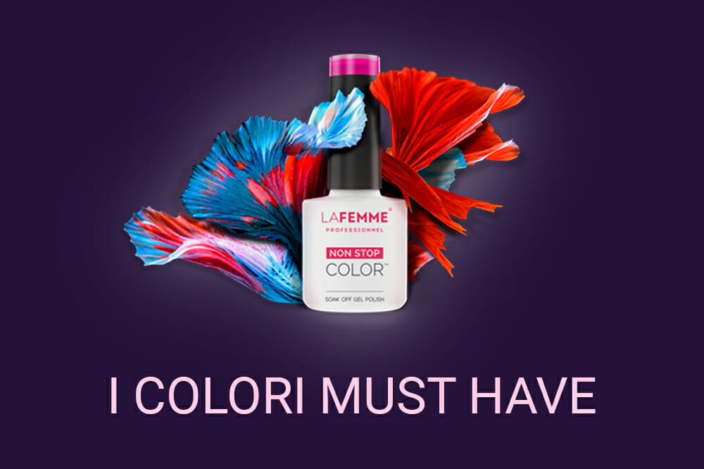 colori must have smalto semipermanente