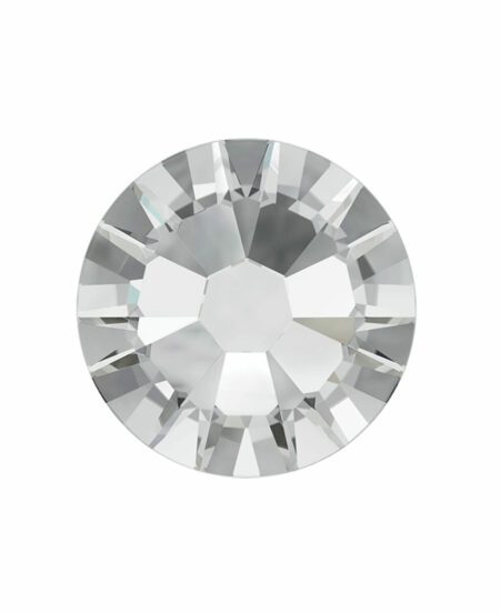 Swarovski Silver (SS5 Crystal) - Argento 50pz