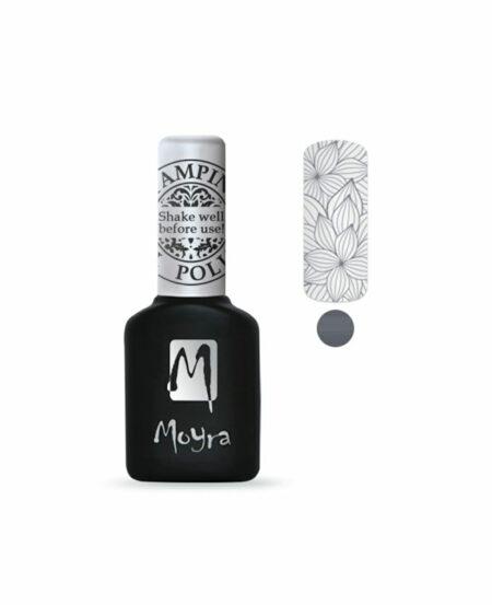 Moyra® Semipermanente per Stamping - SGP02 GREY 10ml