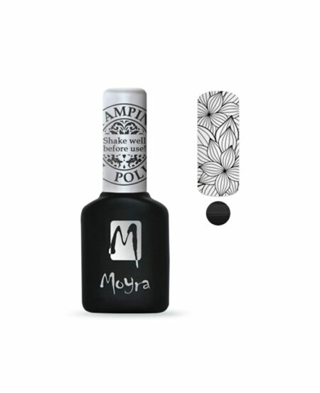 Moyra® Semipermanente per Stamping - SGP01 BLACK 10ml