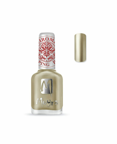 Moyra® Smalto per Stamping - SP24 CHROME GOLD 12ml