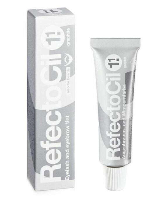 tinta refectocil ciglia grafite