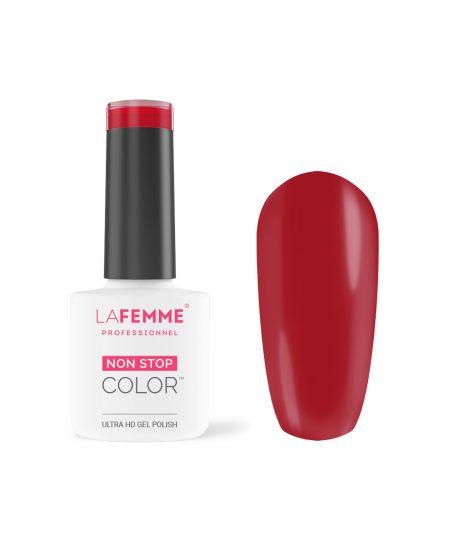 Smalto semipermanente rosso porpora chiaro H236