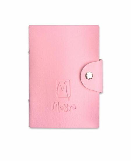 Cartellina porta Piastre Stamping Moyra® - Rosa