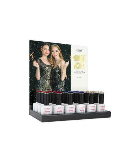 Espositore da Banco Collezione Stagionale Non Stop Color™ (24 alloggi) - 6x4pz