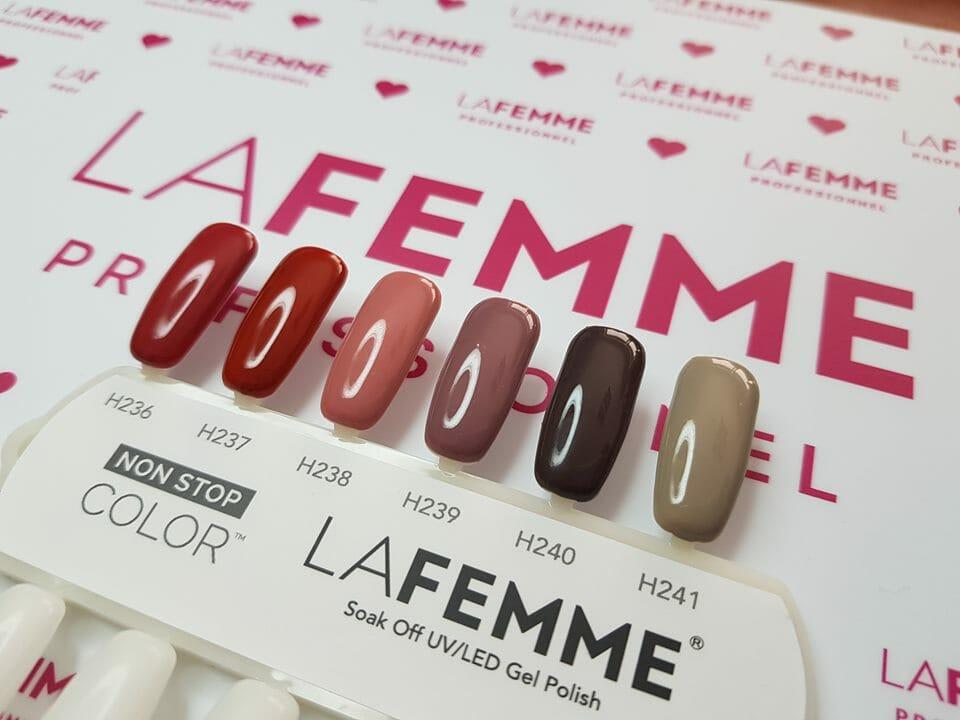 nail art autunno unghie eleganti