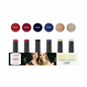kit collezione natale semipermanente - midnight wishes