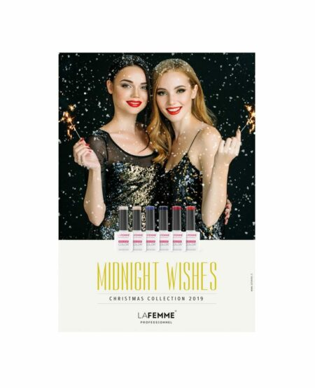 Poster NON STOP COLOR™ - Midnight Wishes - Christmas Collection 2019 - 50x70cm