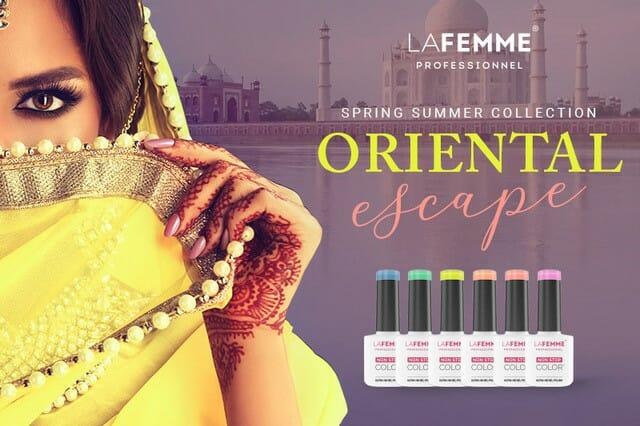 Colori Primavera 2020 Oriental Escape
