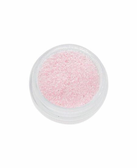 Polvere Glitter Sottile - Rosa Chiaro