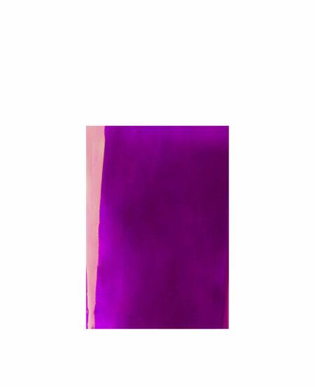 Glass Effect Foil - Viola