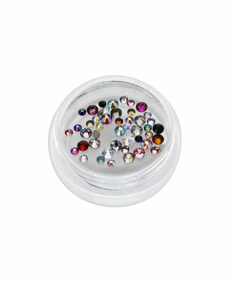 Swarovski - Mix di colori e misure 50pz