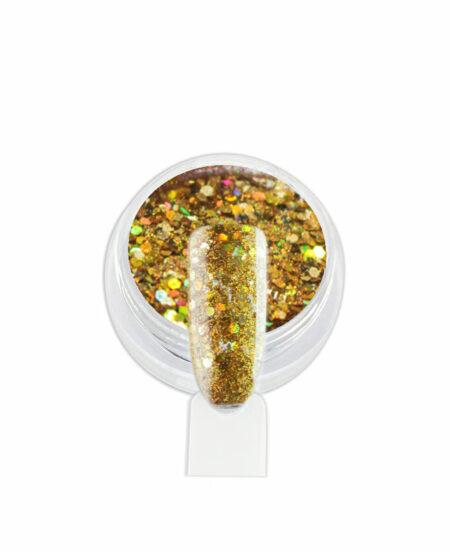 Coriandoli Glitter - Oro
