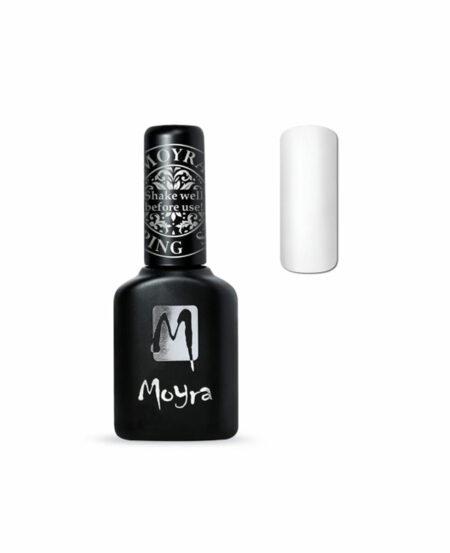 Moyra® Smalto Foil per Stamping -  FP02 WHITE 10ml