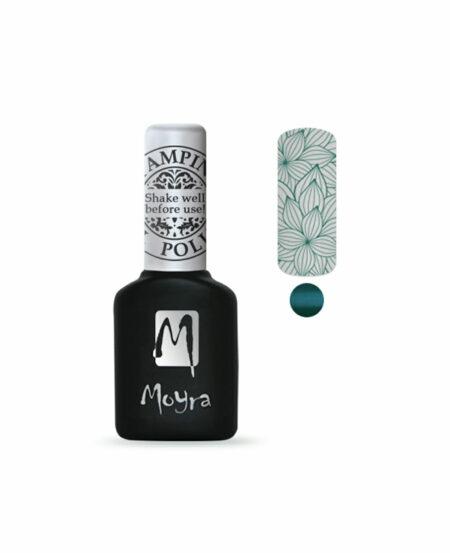 Moyra® Semipermanente per Stamping - SGP08 CHROME GREEN 10ml