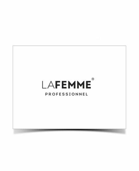 Tovaglietta La Femme® Professionnel - Logo Nero