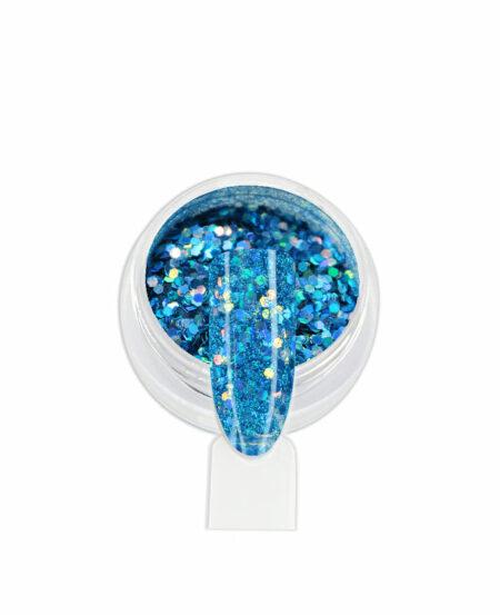Coriandoli Glitter - Blue