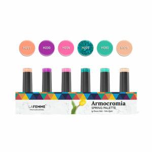 Colori Armocromia per la Primavera - Palette