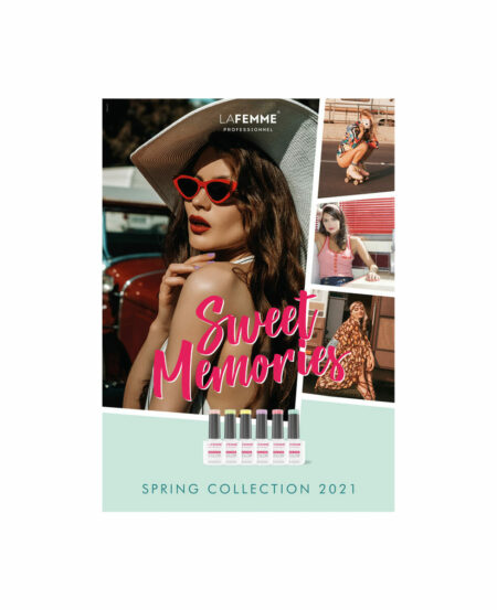 Poster NON STOP COLOR™ - Sweet Memories -  Spring 2021 - 50x70cm