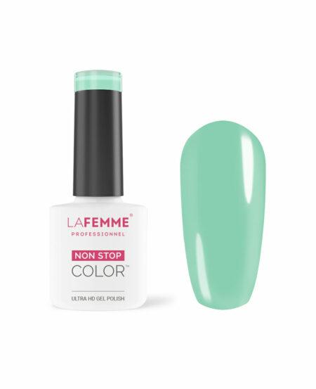Semipermanente color acquamarina H277 La Femme