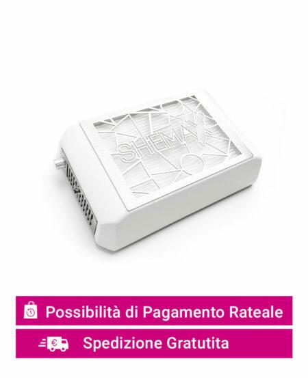 Aspiratore da tavolo SHEMAX Style XS - Bianco