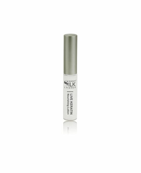 filler ciglia nutriente per ciglia rinforzate live keratin perfect silk lashes